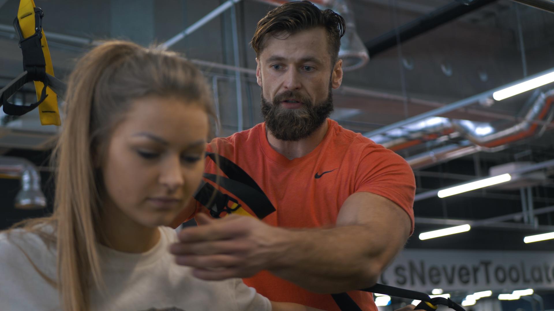 trener Olsztyn